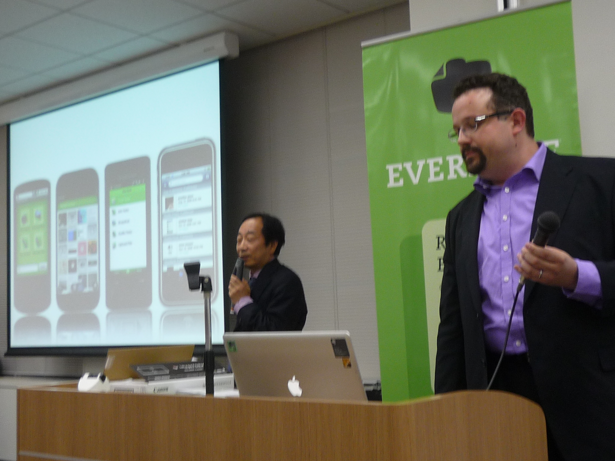 Evernote MeetUpに参加してきました★