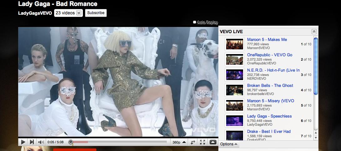 YouTubeにある洋楽のMusic Videoの歌詞をクリック1つで自動取得する chromeエクステンション