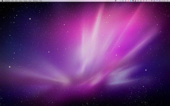 マック apple デスクトップ アイコン
