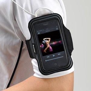 アームバンド スポーツケース iPhone4 iPhone3GS iPhone3G 対応 200-PDA021P