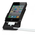 USBが付けられる iphone case