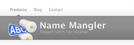 Name Mangler