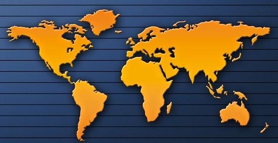 iPhone 開発 市場は世界