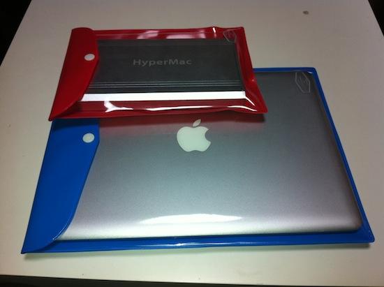 macbookair hypermac ケース