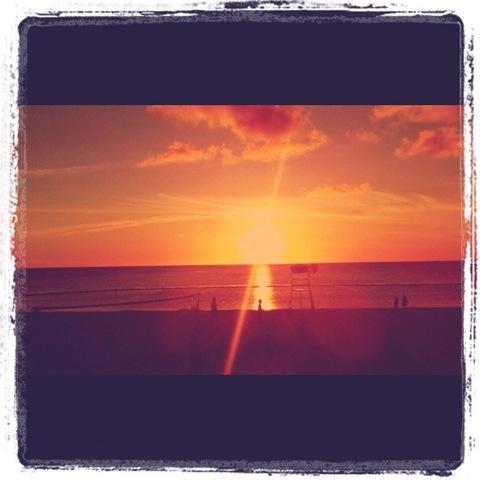 砂辺 夕日