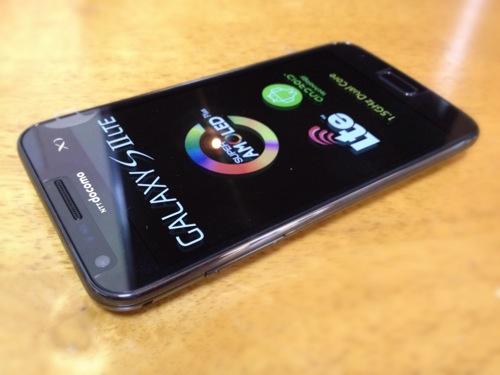 GALAXY S II LTE SC-03D