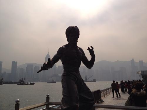 ブルース・リー 香港