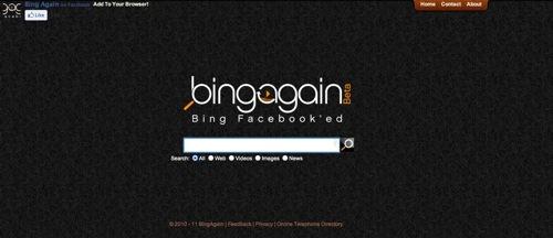 Bing Again
