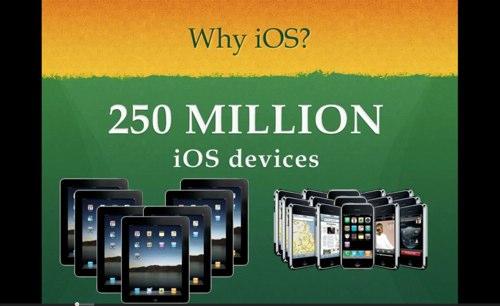 iPhone開発が0から学べるiOS5対応チュートリアル動画 50個