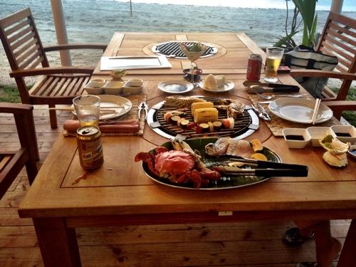 BBQ Palau