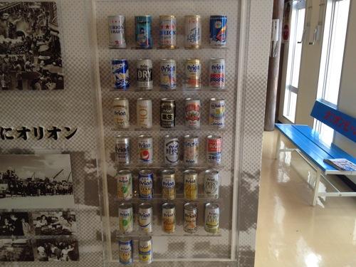 歴代オリオンビール