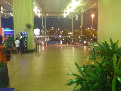 クアランプール空港