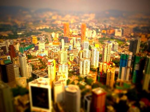 マレーシア KLタワー