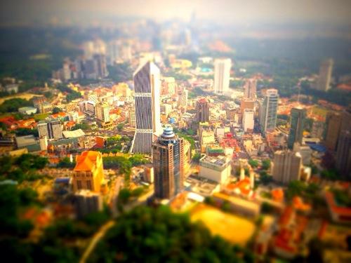 マレーシア クアラルンプールタワー