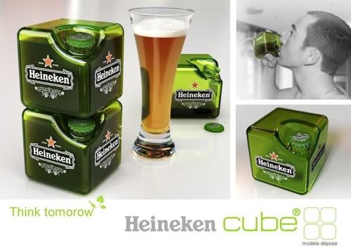 「Heineken Cube」