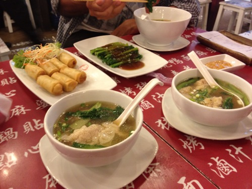 スワンナプーム タイ料理
