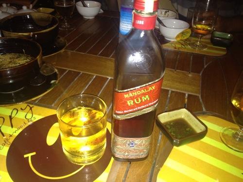 ミャンマーラム酒
