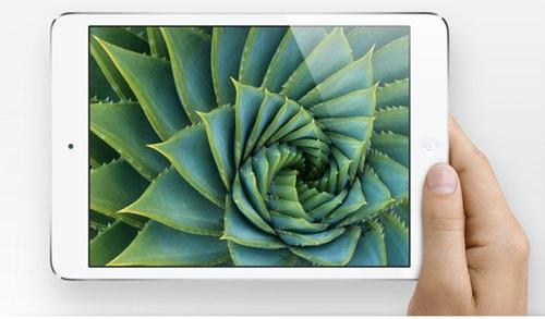 iPad mini nexus7重さ