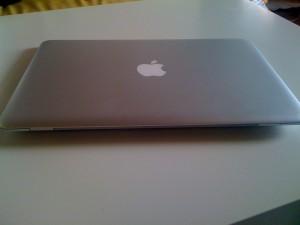 MacBook Air購入しました★
