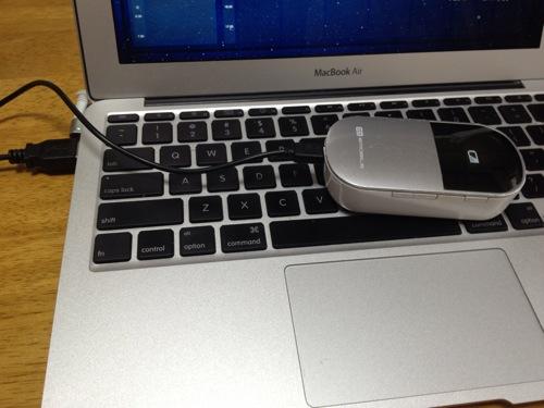 Pocket WiFiでkeynote remoteが使えない時の対処法