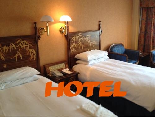 [旅行Tips] ホテルにチェックインしたら最初にしとくと良い事2つ