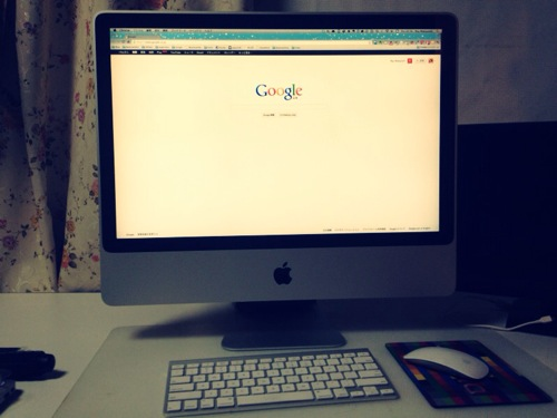 iMac 24-inch Early 2009のメモリを増設しました。