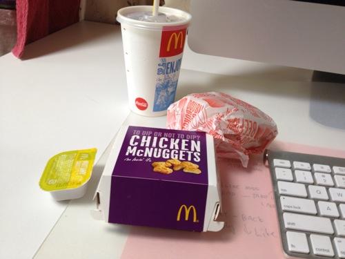 アメリカではマクドナルドの事を何て呼ぶのか?