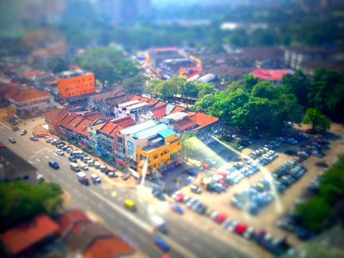 2012年マレーシア・シンガポール旅行記 出発から1日目