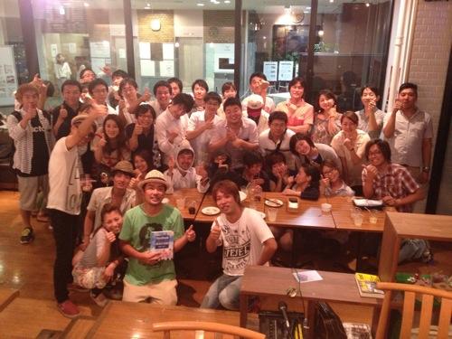 『Facebookコミュニティ成功の法則』出版記念パーティー 大盛況でした!