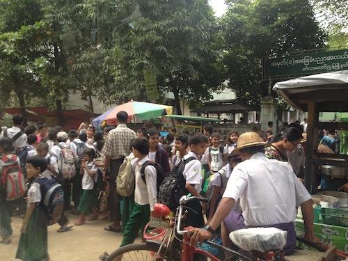 ミャンマーで初のモバイルWiFiレンタルサービスを開始