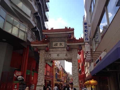 [神戸・元町]中華街に行ってきました。