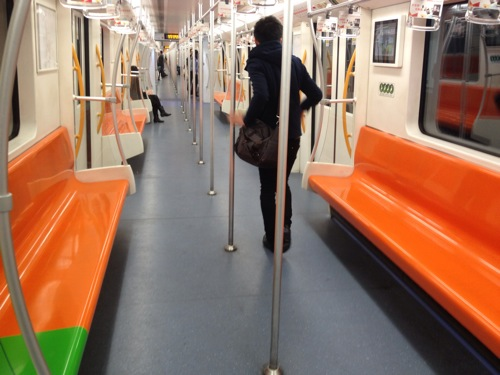 地下鉄 上海