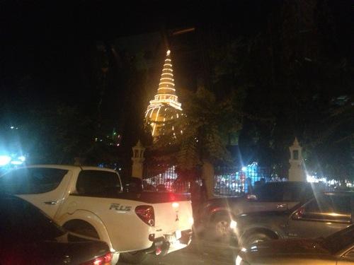 渋滞 タイ