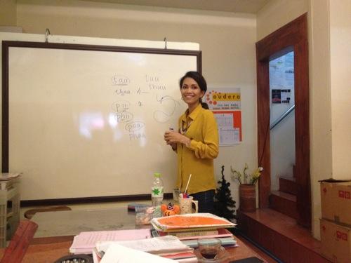 日本人向けタイ語レッスン 美人先生の授業をバンコクで受けてきました! | #ブログ観光大使