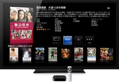 僕のApple TVの使い方 – iTunes映画編
