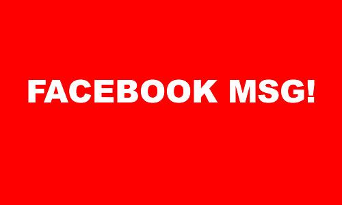 Facebook グループメッセージから退出する方法