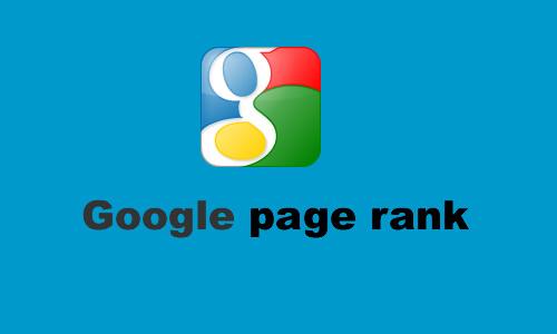 Googleページランクが更新されたらしいので自分のサイトを調べてみた。