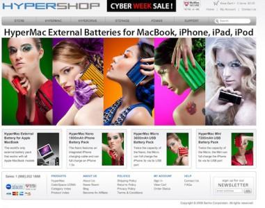 ノマドの環境を完璧にする Macの外部バッテリーHyperMac – 現 HyperJuice