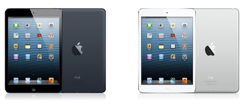 Softbank、au LTE対応のiPad miniのcellularモデルはNano-SIMのみ使えます。
