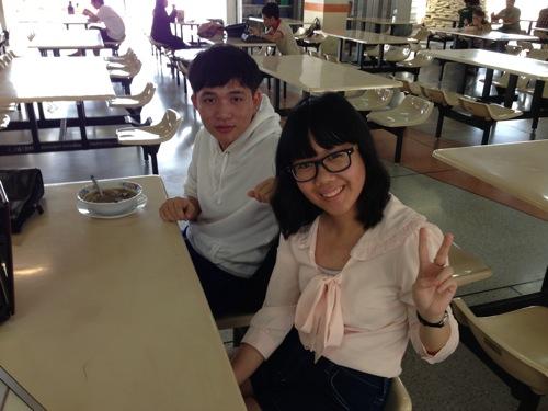 タマサート大学 タイ人学生