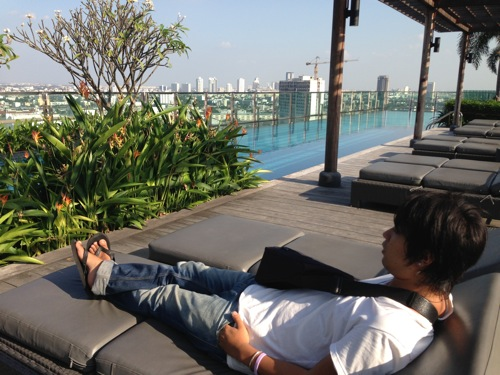 タイ・バンコクのコンドミニアムを見てきました | #ブログ観光大使