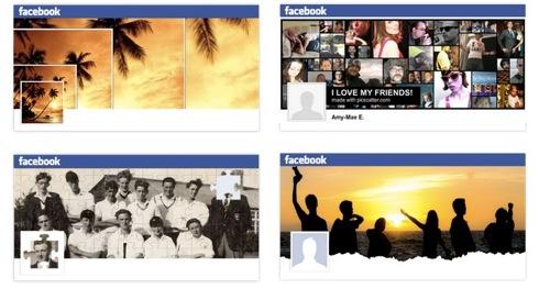 フェイスブック 写真素材