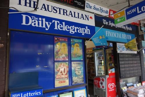 シドニーに公共機関が1週間乗り放題の「MyMulti 1」を買って市内観光 | #オーストラリア旅行記