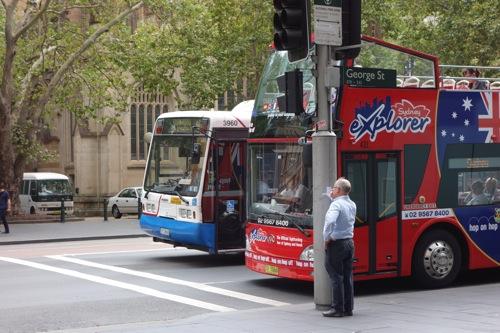 シドニーバス
