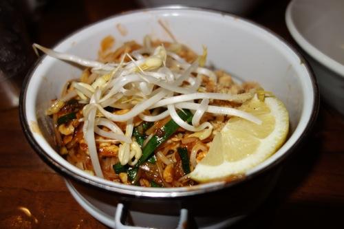 パッタイ タイ料理