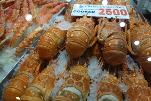 シドニーのフィッシュマーケットで新鮮なロブスターと牡蠣を食べてきた! | #オーストラリア旅行記