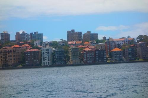 シドニー 船