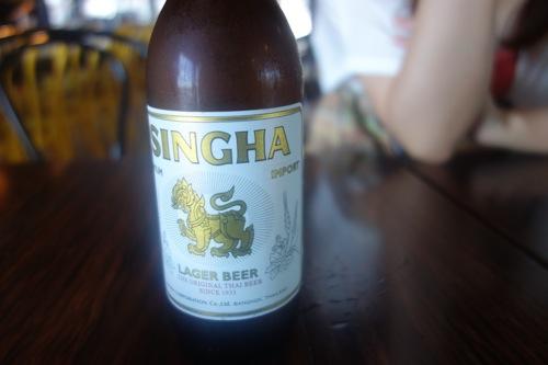 シンハ・ビール