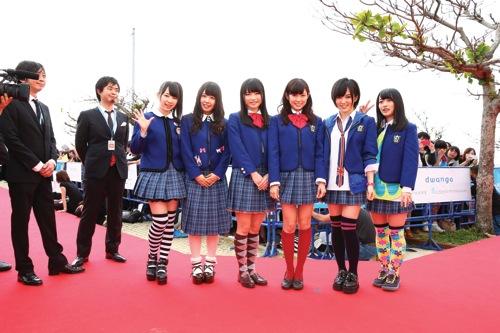 NMB48 沖縄国際映画祭