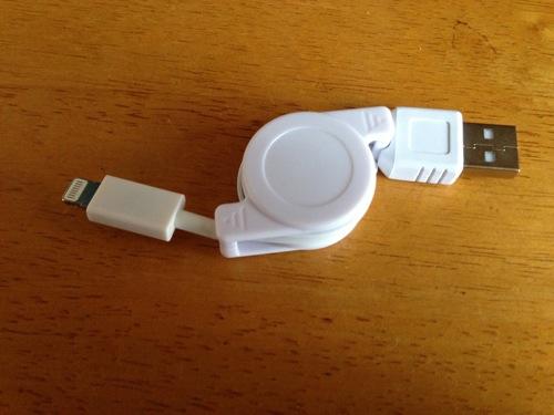 iPhone5 安い充電器